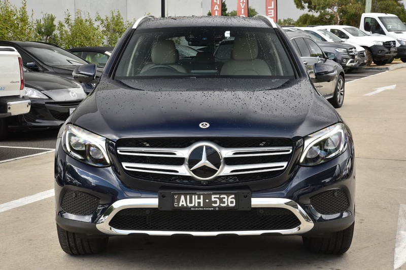 MERCEDES-BENZ GLC250 d X253 d Wagon 5dr 9G-TRONIC 9sp 4MATIC 2.1DTT