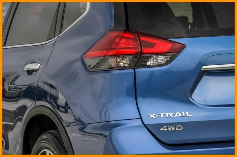 NISSAN X-TRAIL TL T32 Series II TL Wagon 5dr X-tronic 7sp 4WD 2.0DT
