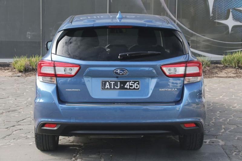 SUBARU IMPREZA 2.0i Premium G5 2.0i Premium. Hatchback 5dr CVT 7sp AWD [MY18]