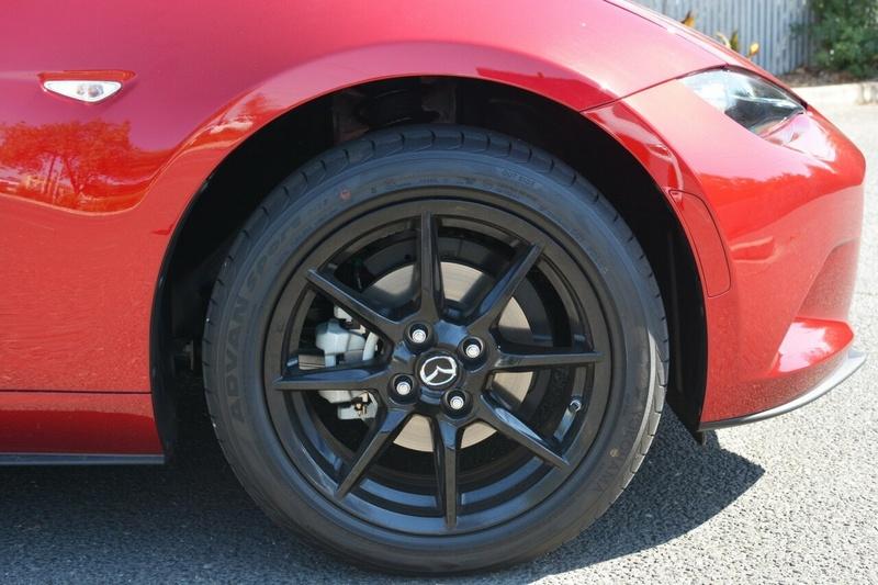 MAZDA MX-5  ND Roadster 2dr SKYACTIV-Drive 6sp 1.5i (5yr warranty)