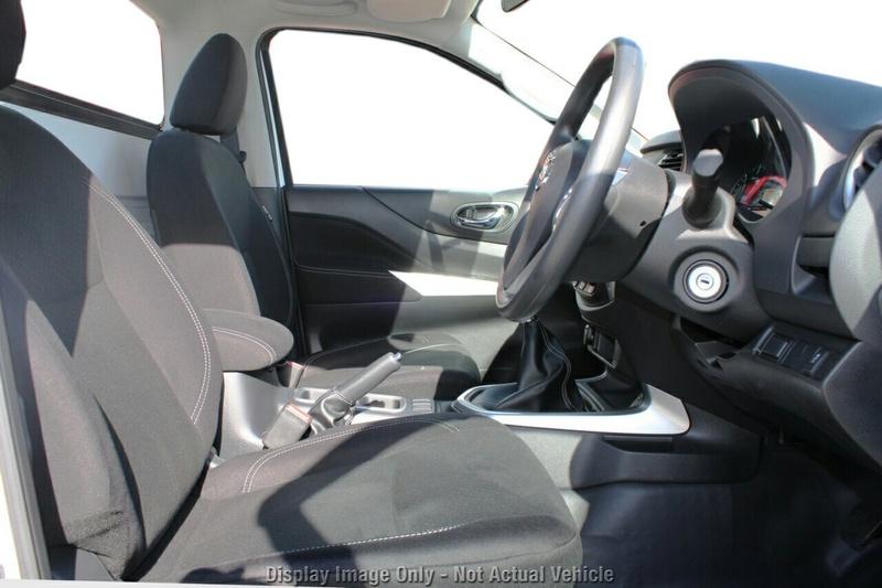 NISSAN NAVARA RX D23 Series 3 RX Cab Chassis Single Cab 2dr Man 6sp 4x2 2.3DT