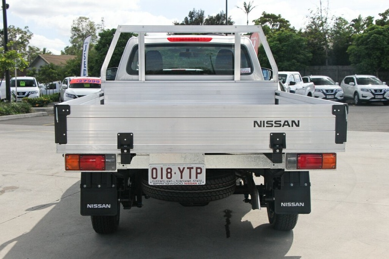 NISSAN NAVARA RX D23 Series 3 RX Cab Chassis Single Cab 2dr Man 6sp 4x2 2.3DT