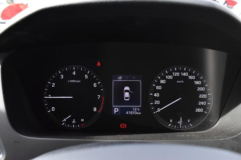 HYUNDAI SONATA Active LF Active Sedan 4dr Spts Auto 6sp 2.4i [Oct]