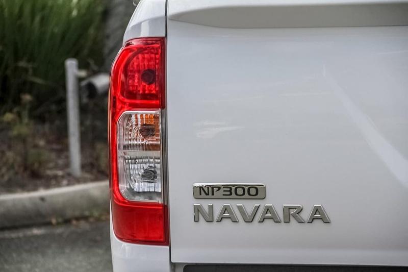 NISSAN NAVARA ST D23 ST Utility Dual Cab 4dr Man 6sp 4x4 2.3DTT [Mar]