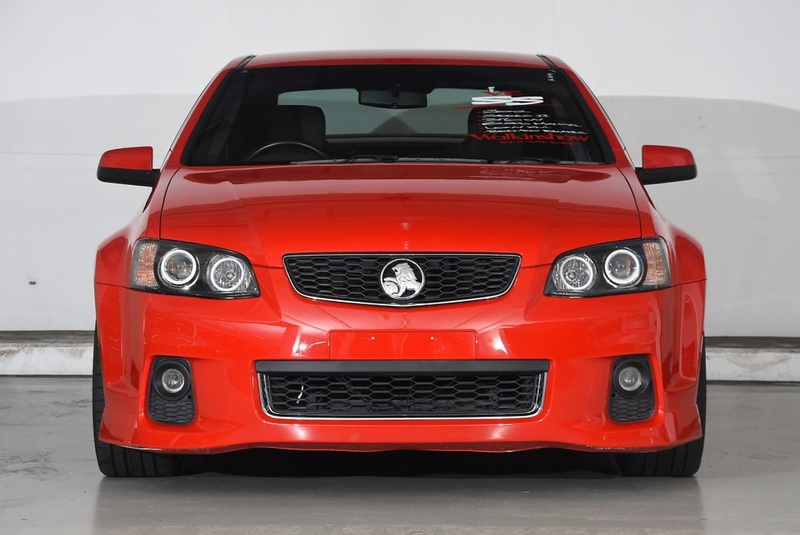 HOLDEN COMMODORE SS V VE Series II SS V Sedan 4dr Man 6sp 6.0i [MY12]