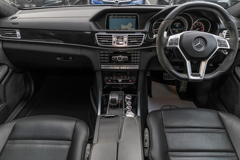 MERCEDES-BENZ E63 AMG W212 AMG S Sedan 4dr SPEEDSHIFT MCT 7sp 5.5TT [Jun]