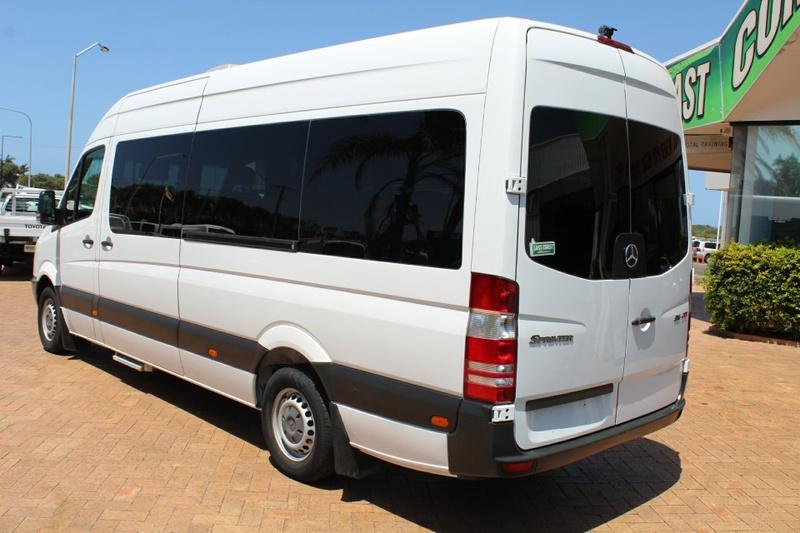 MERCEDES-BENZ SPRINTER 316CDI NCV3 316CDI Van High Roof LWB 4dr Auto 5sp 2.1DT [MY10]