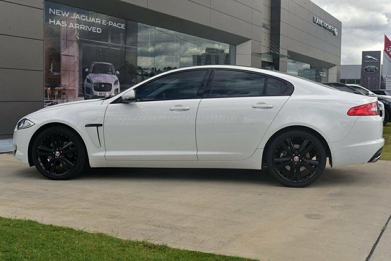 JAGUAR XF Luxury X250 Luxury Sedan 4dr Spts Auto 8sp 2.0T [MY15]