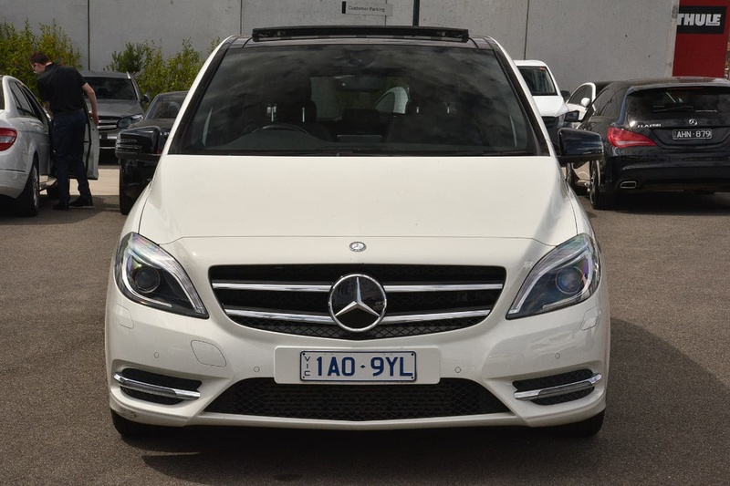 MERCEDES-BENZ B200  W246 Hatchback 5dr DCT 7sp 1.6T [Jan]
