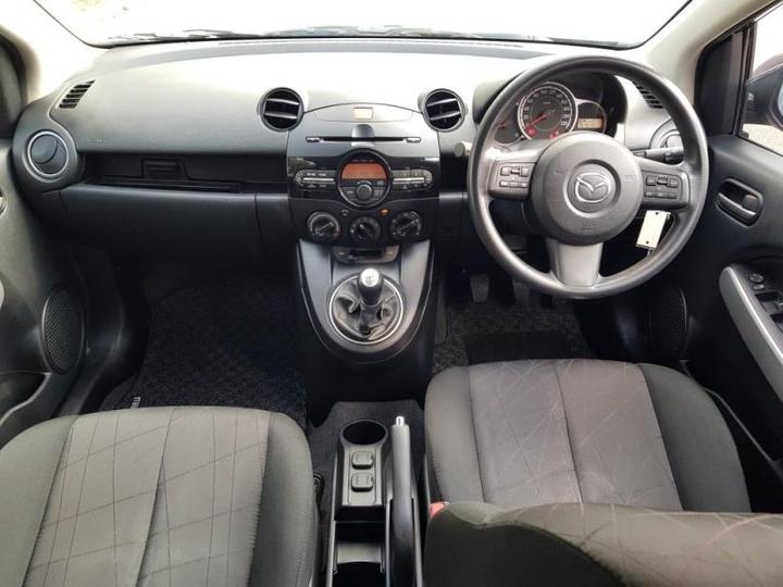MAZDA 2 Neo DE Series 2 Neo Sport Hatchback 5dr Man 5sp 1.5i [MY14]