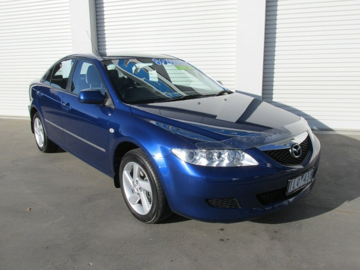 MAZDA 6 Classic GG Series 1 Classic Hatchback 5dr Spts Auto 4sp 2.3i [MY04]