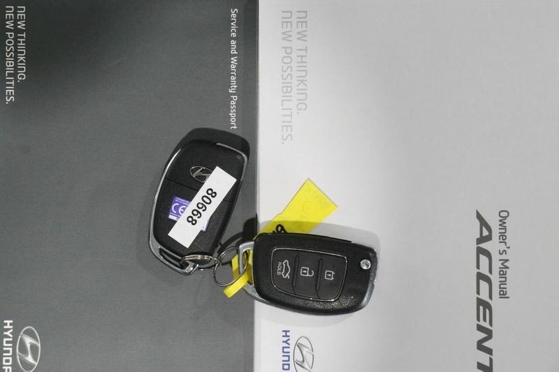 HYUNDAI ACCENT Active RB4 Active Sedan 4dr CVT 6sp 1.4i [MY17]