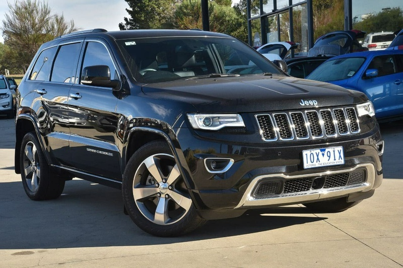 Jeep Grand Cherokee Overland >> 2013 Jeep Grand Cherokee Overland Sports Automatic