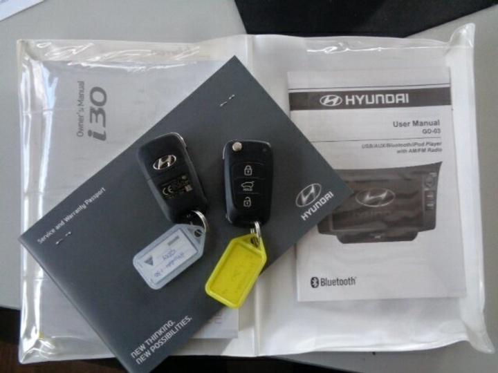 HYUNDAI I30 Active X GD4 Series II Active X Hatchback 5dr Man 6sp 1.8i [MY17]
