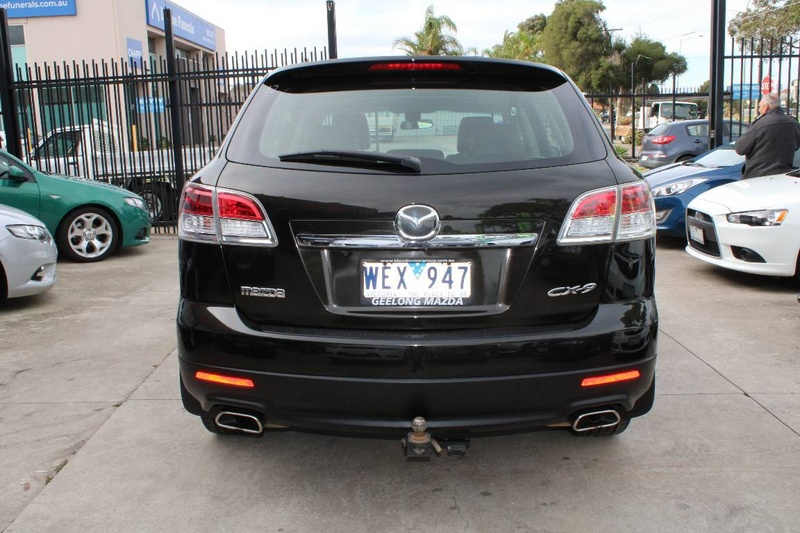 MAZDA CX-9 Luxury TB Series 1 Luxury Wagon 7st 5dr Spts Auto 6sp 4WD 3.7i [Dec]