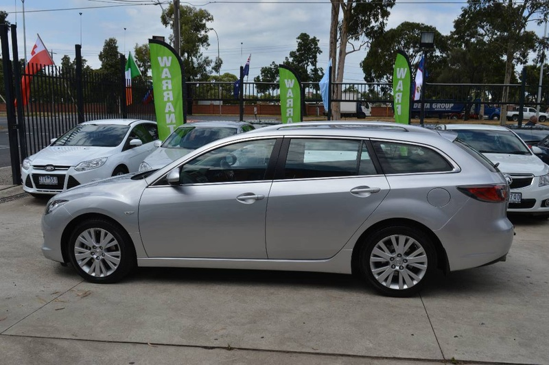 MAZDA 6  GH Series 1 Wagon 5dr Man 6sp 2.2DT [MY09]