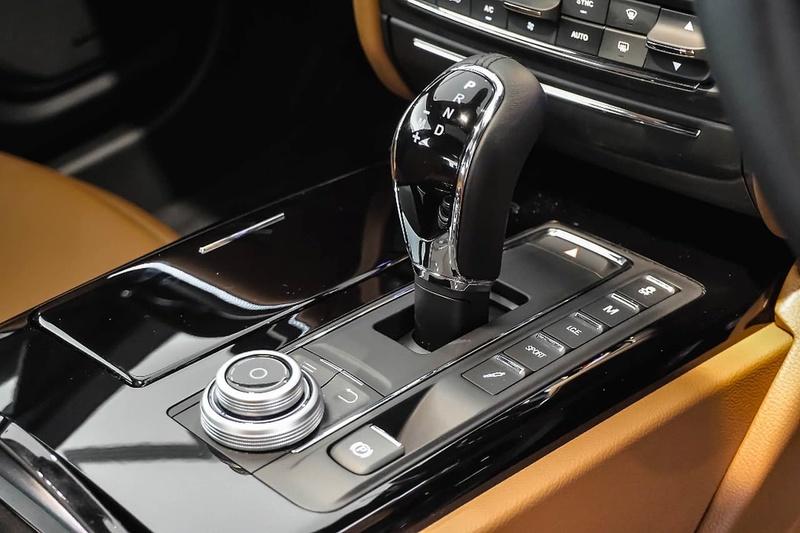 MASERATI QUATTROPORTE GranLusso M156 GranLusso Sedan 4dr Spts Auto 8sp 3.0TT [MY18]