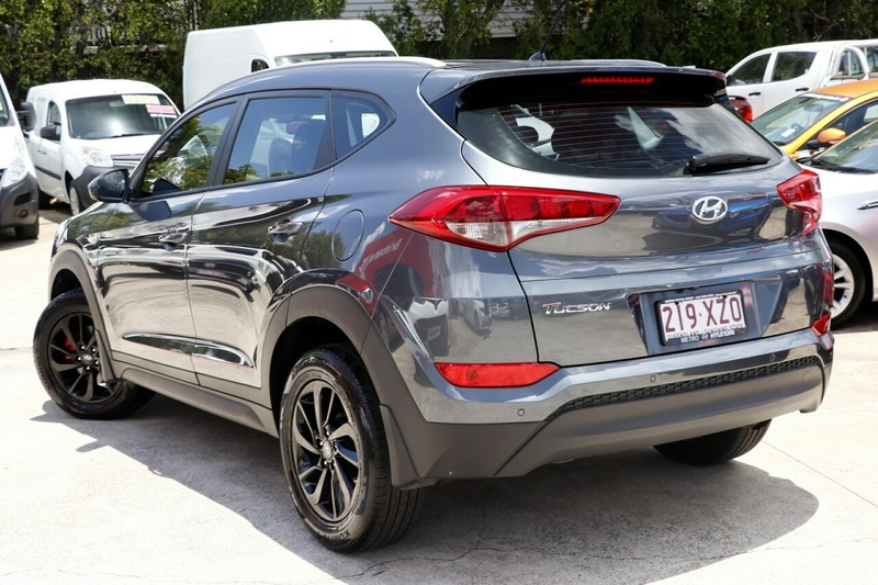 HYUNDAI TUCSON Active TL2 Active Wagon 5dr Spts Auto 6sp 2WD 2.0i [MY18]