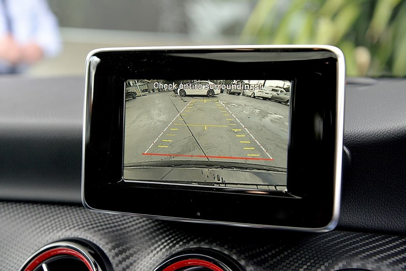 MERCEDES-BENZ A250 Sport W176 Sport Hatchback 5dr D-CT 7sp 2.0T
