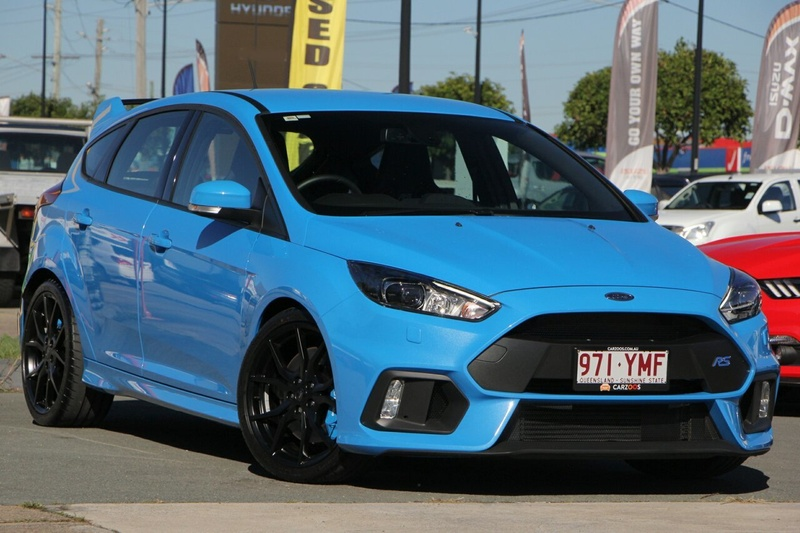 Ford Focus Awd >> 2017 Ford Focus Rs Awd Manual