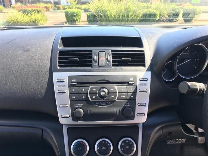 MAZDA 6 Limited GH Series 1 Limited Sedan 4dr Spts Auto 5sp 2.5i [Feb]
