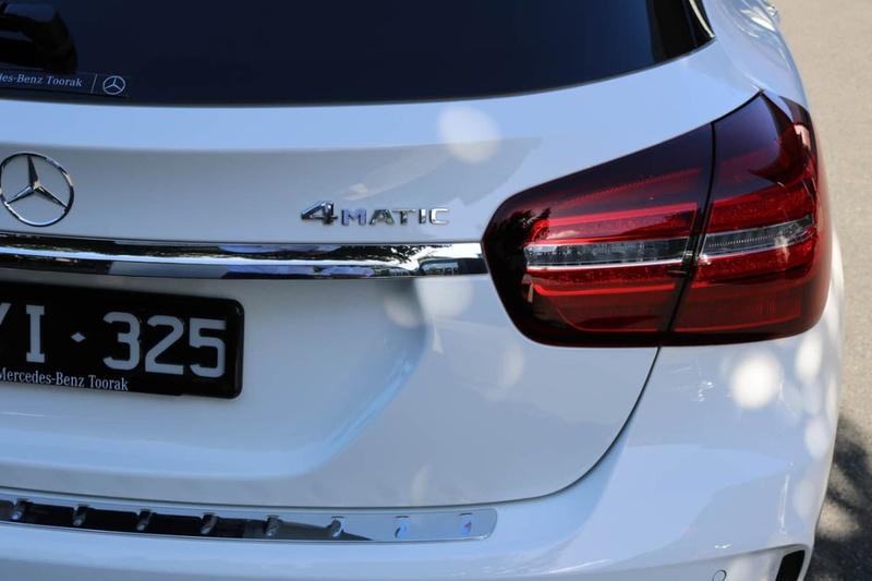 MERCEDES-BENZ GLA250  X156 Wagon 5dr DCT 7sp 4MATIC 2.0T