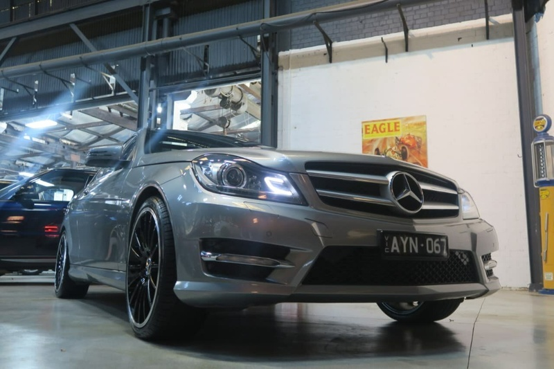 MERCEDES-BENZ C250 CDI BlueEFFICIENCY C204 BlueEFFICIENCY Coupe 2dr 7G-TRONIC 7sp 2.1DTT [May]