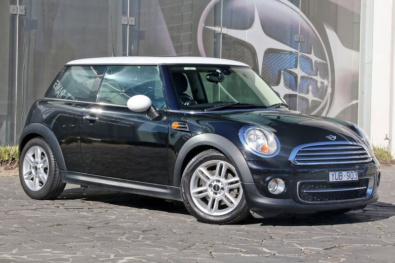 2012 Mini Hatch Cooper D Sports Automatic