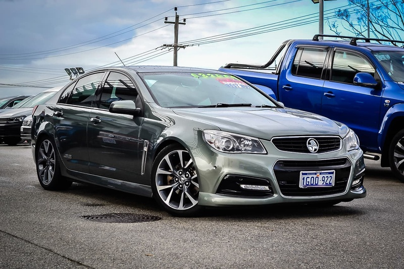 HOLDEN COMMODORE SS VF SS Sedan 4dr Spts Auto 6sp 6.0i [MY14]