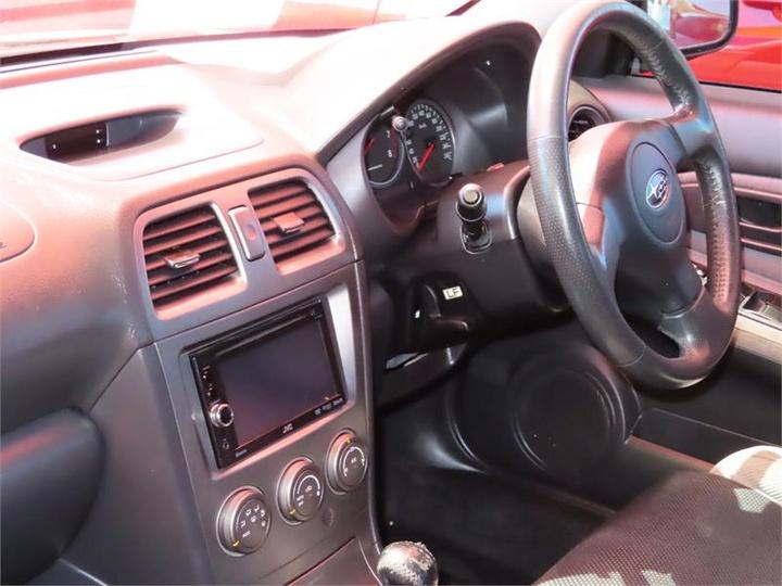 SUBARU IMPREZA WRX S WRX. Sedan 4dr Man 5sp AWD 2.5T [MY06]