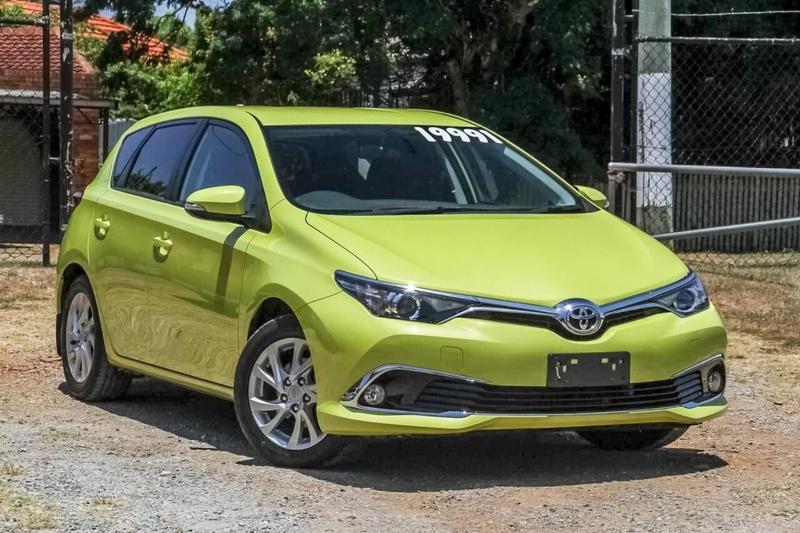 2017 Toyota Corolla Ascent Sport