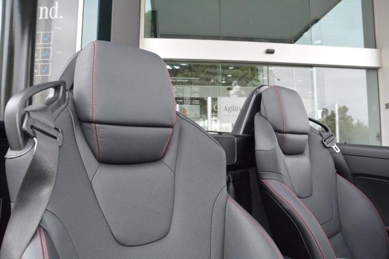 MERCEDES-BENZ SLC180  R172 Roadster 2dr 9G-TRONIC 9sp 1.6T [Apr]