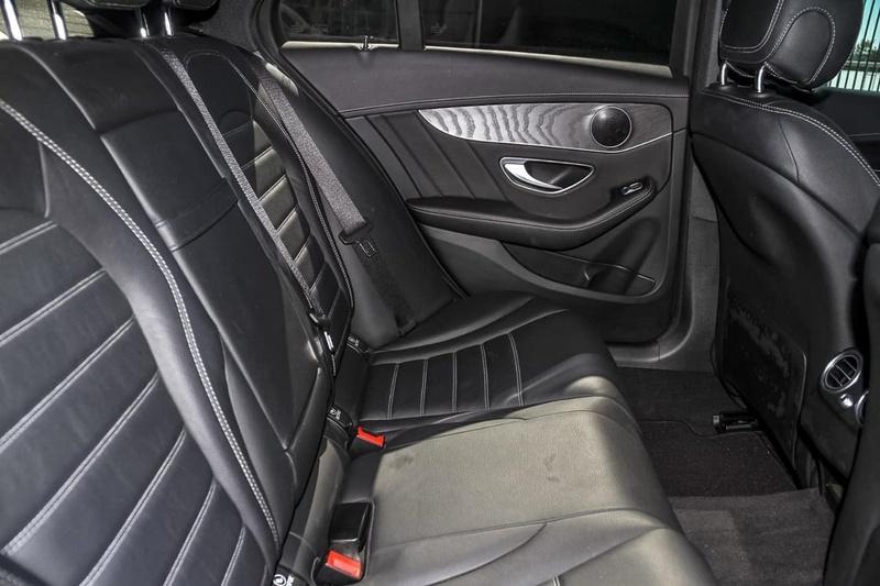 MERCEDES-BENZ C250 d W205 d Sedan 4dr 7G-TRONIC + 7sp 2.1DTT [Jan]