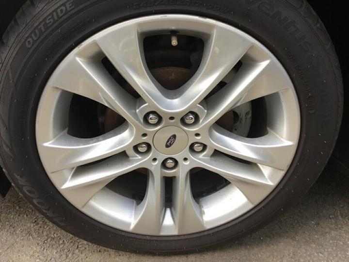 FORD FALCON XR6 FG XR6 Sedan 4dr Spts Auto 6sp 4.0i (Euro IV)