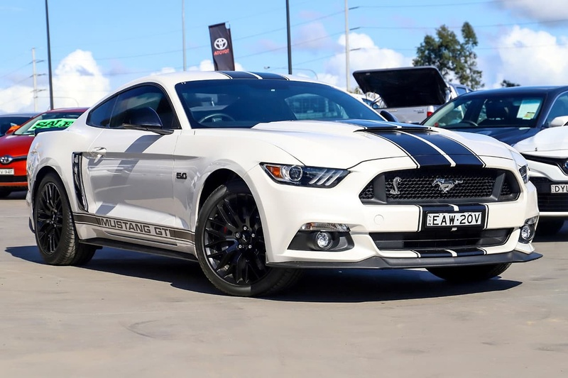 Ford Mustang Gt Fm Fastback 2dr Selectshift 6sp 5 0i My17