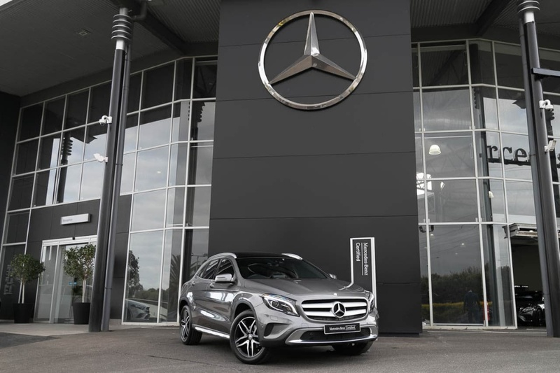 MERCEDES-BENZ GLA180  X156 Wagon 5dr DCT 7sp 1.6T [Jun]
