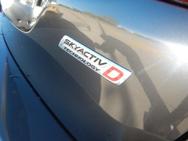 MAZDA 6 Atenza GL Series Atenza Wagon 5dr SKYACTIV-Drive 6sp 2.2DTT [Mar]