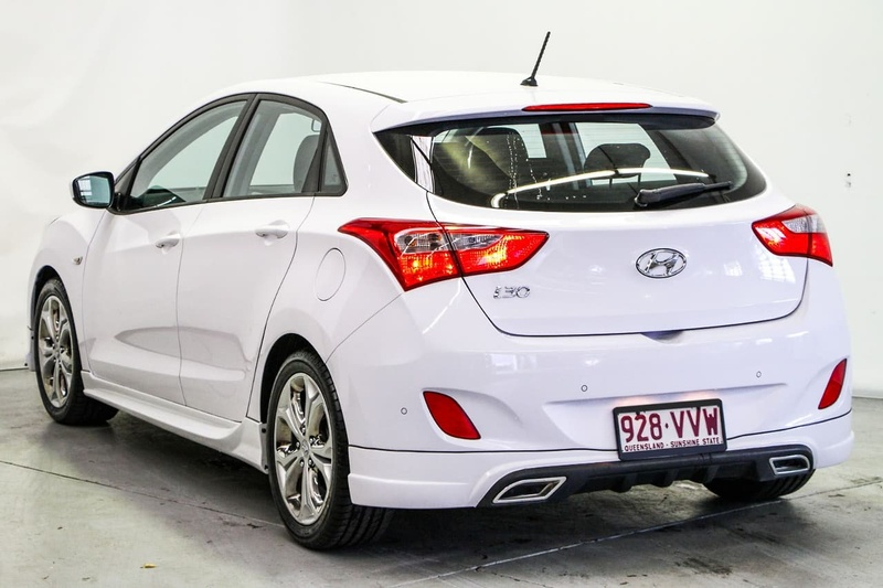 HYUNDAI I30 Active GD3 Series II Active Hatchback 5dr Spts Auto 6sp 1.8i [MY16]