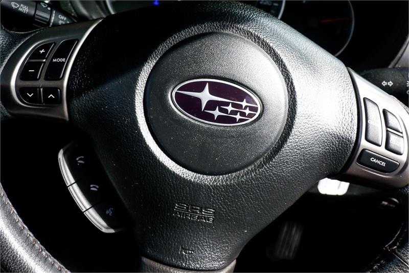 SUBARU IMPREZA R G3 R Special Edition. Sedan 4dr Man 5sp AWD 2.0i [MY11]