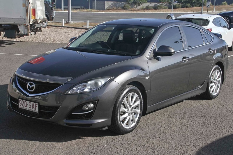 MAZDA 6 Luxury Sports GH Series 2 Luxury Sports Hatchback 5dr Spts Auto 5sp 2.5i [MY12]