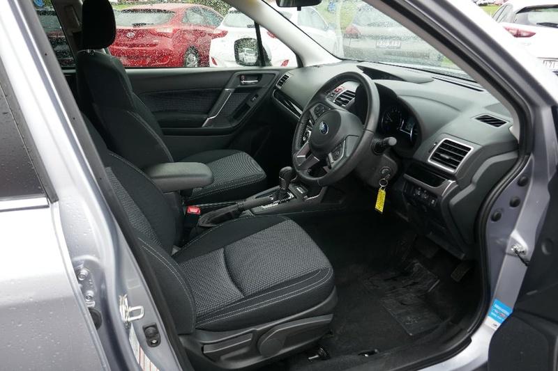 SUBARU FORESTER 2.5i-L S4 2.5i-L. Wagon 5dr CVT 6sp AWD [MY18]