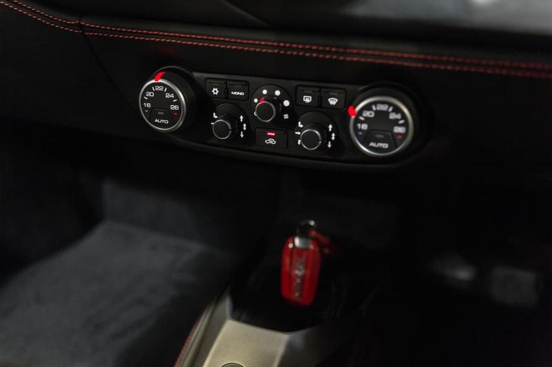 FERRARI 488 GTB  F142 Coupe 2dr DCT 7sp 3.9TT