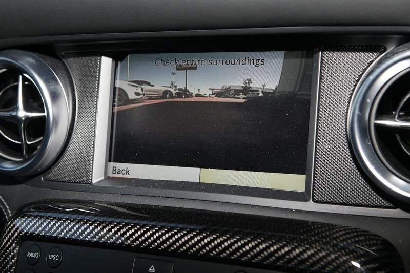 MERCEDES-BENZ SLS AMG C197 AMG Coupe 2dr SPEEDSHIFT DCT 7sp 6.3i