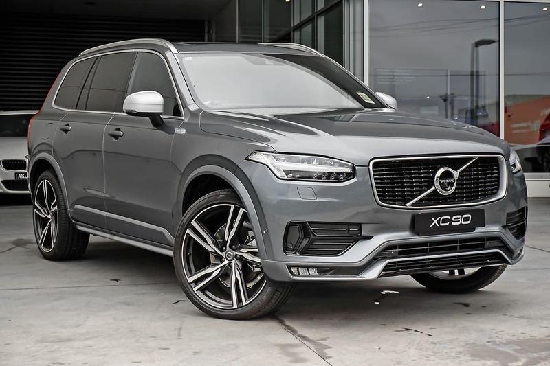 2018 Volvo Xc90 D5 R Design Sports Automatic