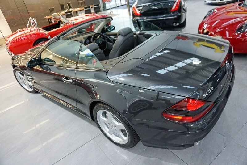 MERCEDES-BENZ  AMG R230 AMG Roadster 2dr Spts Auto 5sp 5.5SC [MY03]