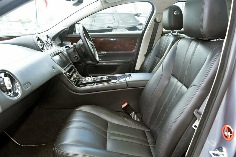 JAGUAR XJ Premium X351 Premium Luxury Sedan SWB 4dr Spts Auto 6sp 3.0DTT