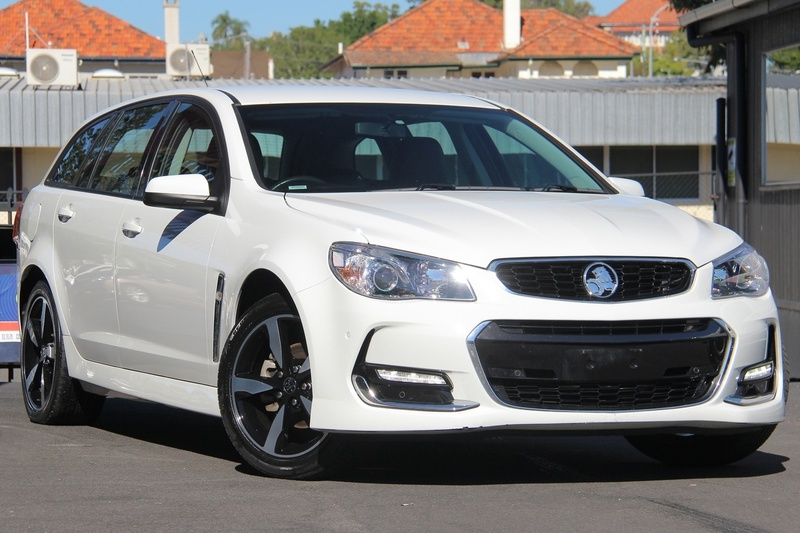HOLDEN COMMODORE SV6 VF Series II SV6 Sportwagon 5dr Spts Auto 6sp 3.6i [MY17]