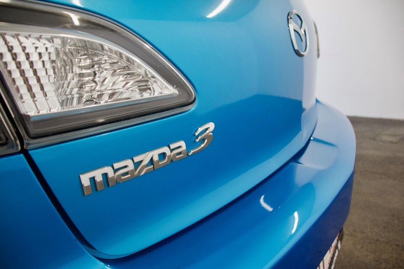 MAZDA 3 Neo BL Series 1 Neo Sedan 4dr Activematic 5sp 2.0i [MY10]