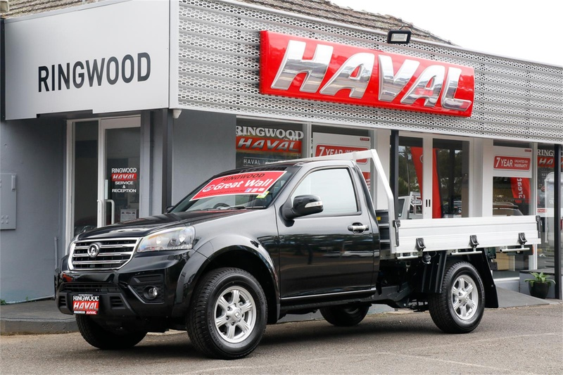 GREAT WALL STEED  K2 Cab Chassis 2dr Man 6sp 4x2 2.0DT [MY18]