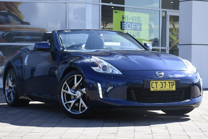 NISSAN 370Z  Z34 Roadster 2dr Man 6sp 3.7i [MY13]